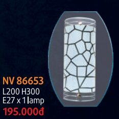 Den Vach Trang Tri Nv 86653