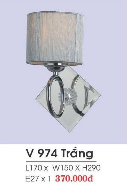 Den Vach V 974 Trang Hufa