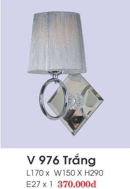 Den Vach V 976 Trang Hufa