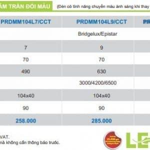 Doi Mau Phong Cach