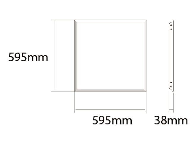 Kich Thuoc Den Led Panel 600x600 Panasonic 36w Nnfc7036188