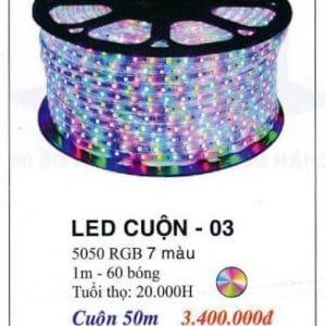 Led Cuon 03