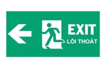 Led Exit Den Thoat Hiem Nanoco Led Nexf R