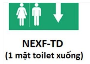 Led Exit Den Thoat Hiem Nanoco Led Nexf Td