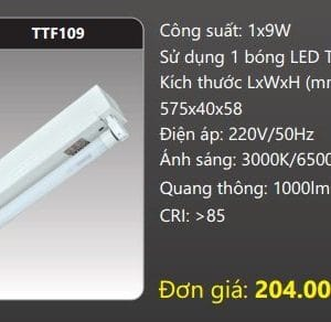Mang Den Led Batten T5ttf109