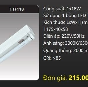 Mang Den Led Batten T5ttf118