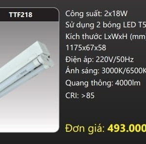 Mang Den Led Batten T5ttf218