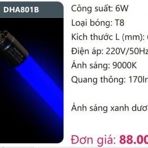 Bong Led Tuyp Mau T8dha801b