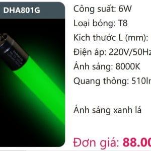 Bong Led Tuyp Mau T8dha801g