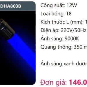 Bong Led Tuyp Mau T8dha803b