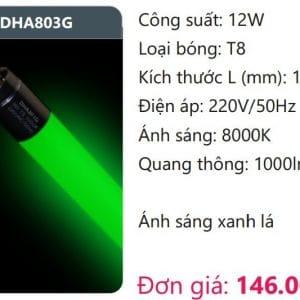 Bong Led Tuyp Mau T8dha803g