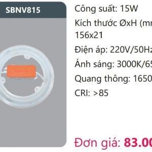Bong Led Vongsbnv815