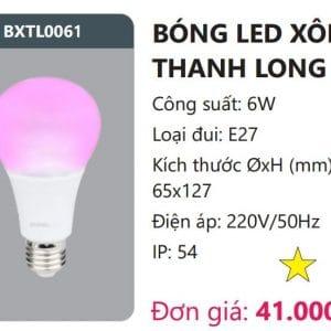 Bong Led Xong Thanh Longbxtl0061