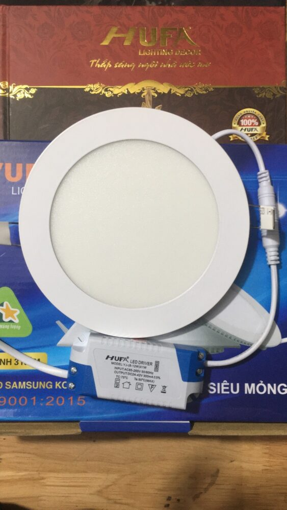 Den Downlight Am Tran At 68 Led 9w 5
