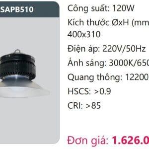 Den Led Cong Nghiepsapb510