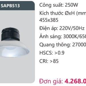 Den Led Cong Nghiepsapb513