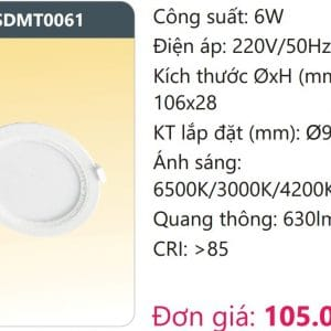 Den Led Panel Doi Mausdmt0061