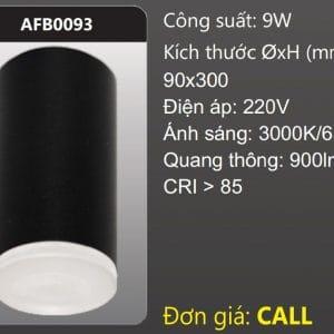 Den Led Tron Tan Quang Gan Noi Trang Triafb0093