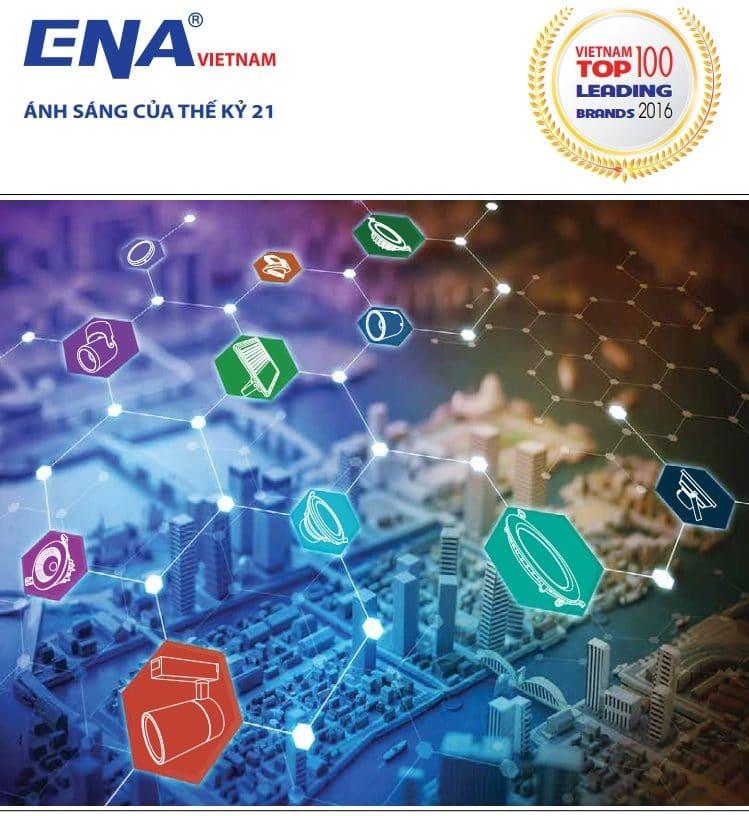 Bang Gia, Catalogue Den Led Ena 2020