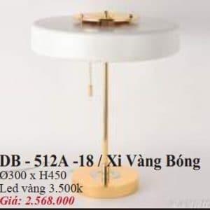 Den Ban Db 512a 18 Xi Vang Bong