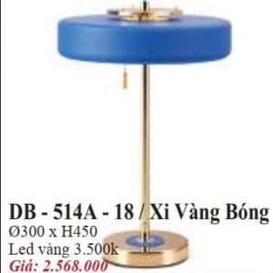 Den Ban Db 514a 18 Xi Vang Bong