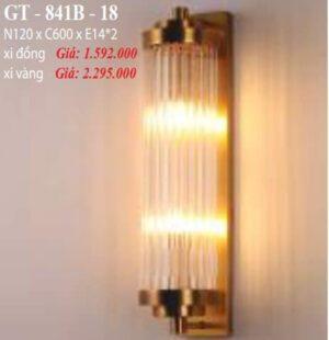 Den Gan Tuong Gt 841b 18