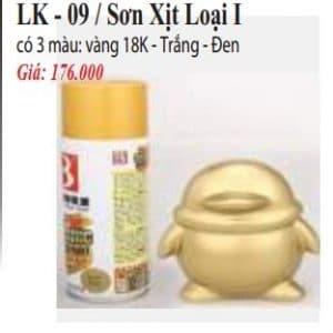 Lk 09 Son Xit Loai I