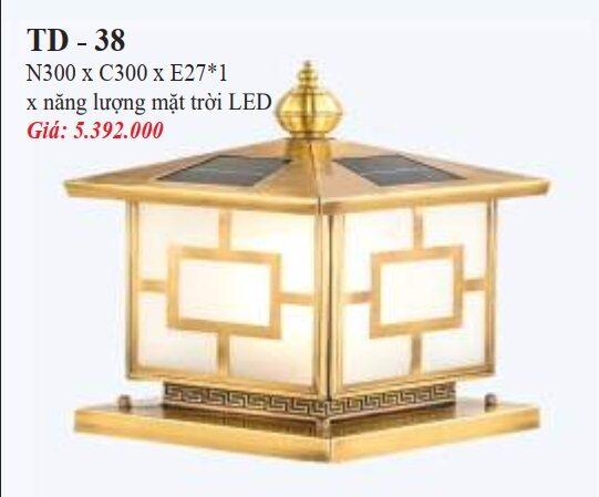 Tru Dong Ngoai Troi Td 38