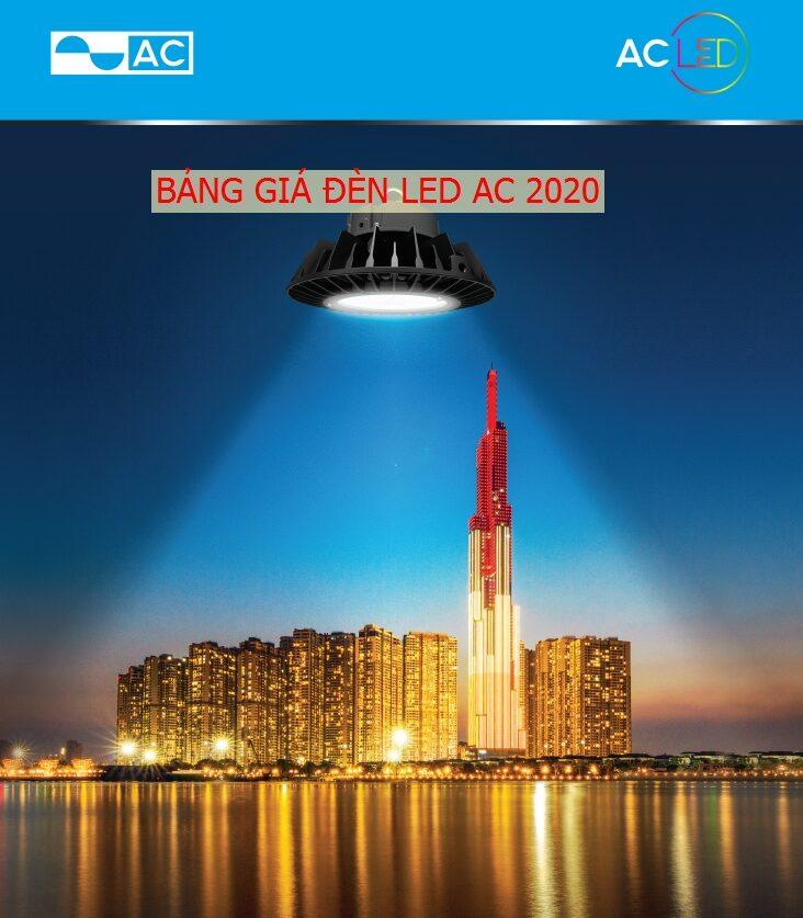 Bang Gia Catalogue Den Led Ac Moi Nhat