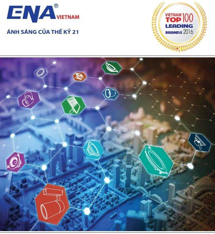 Bang Gia Catalogue Den Led Ena 2020