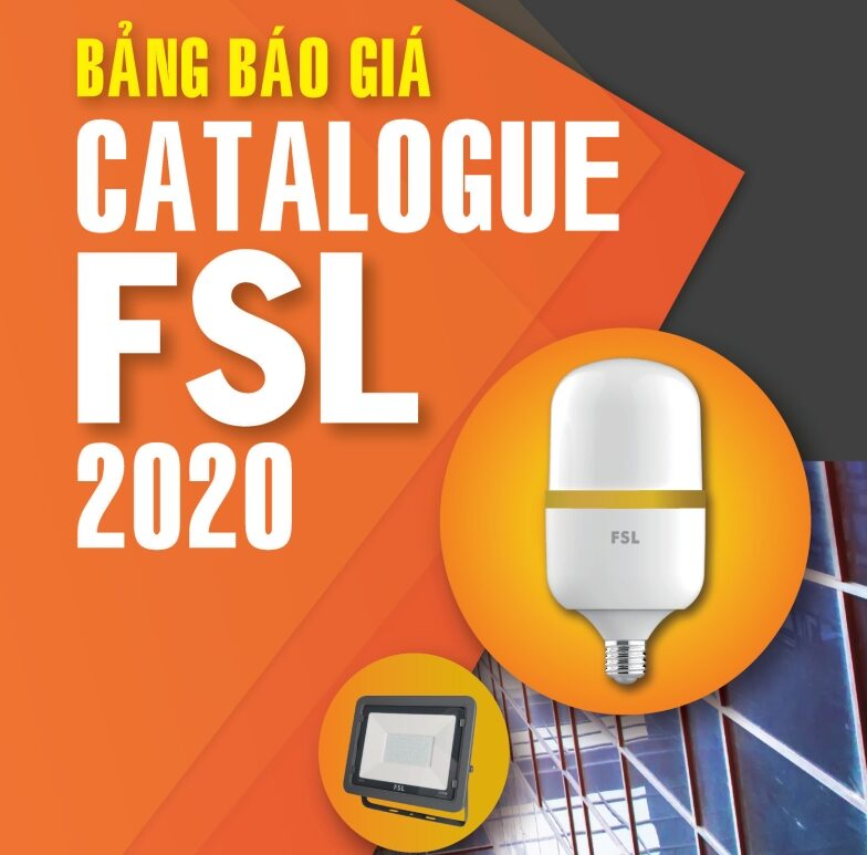 Bang Gia Catalogue Den Led Fsl Lighting Moi Nhat