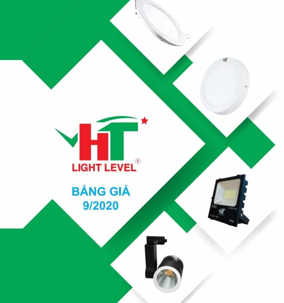 Bang Gia Catalogue Den Led Ht Light Moi Nhat 2