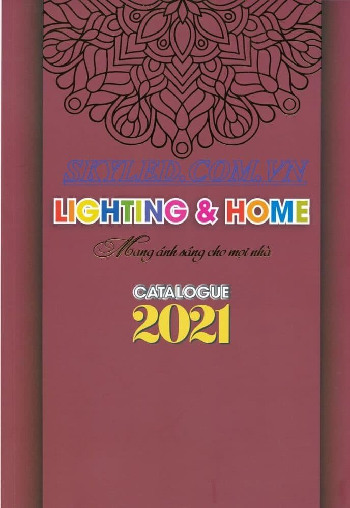 Catalogue Lighting And Home 2021