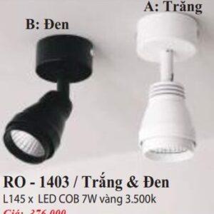 Den Chieu Diem Gan Tuong Ro 1403 Trang Den