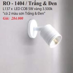 Den Chieu Diem Gan Tuong Ro 1404 Trang Den