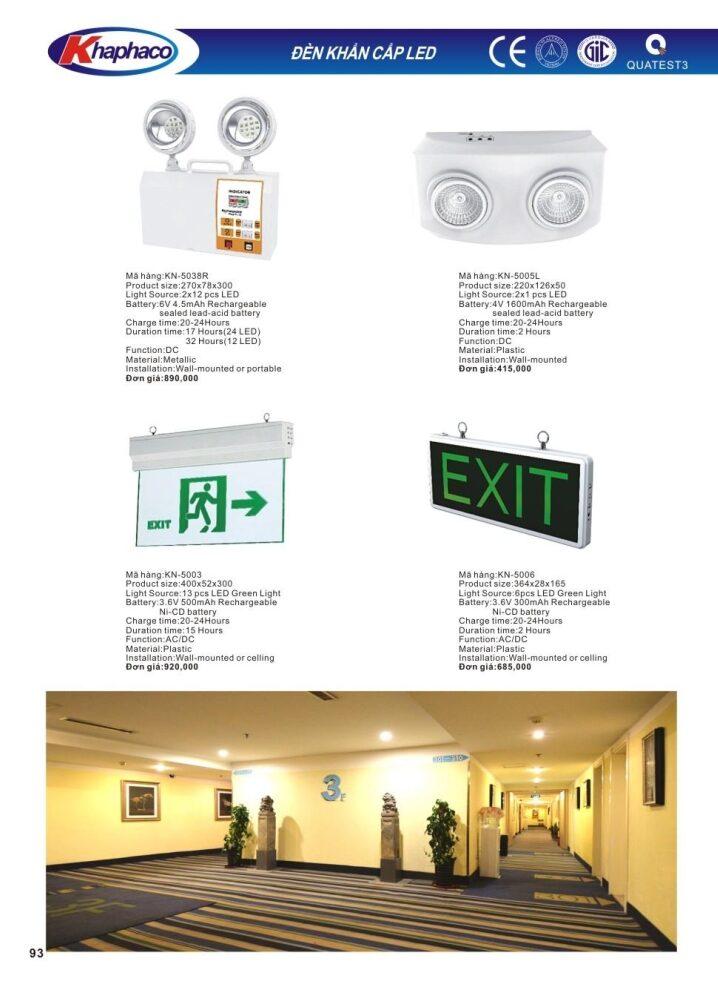 Den Exit, Su Co Khaphaco