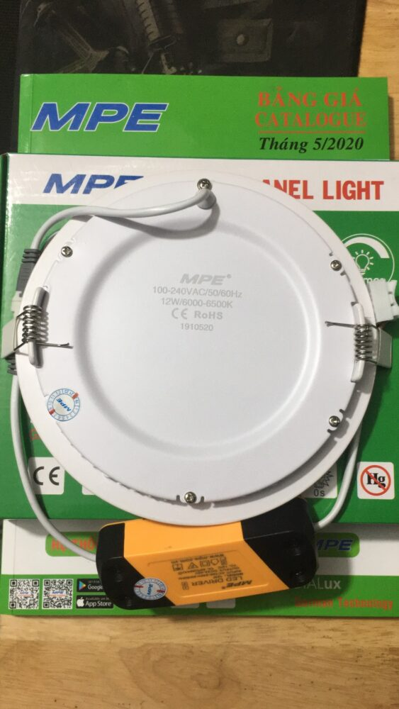 Den Downlight Am Tranrpl 12t Led 12w 3