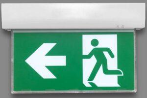 Đèn exit Nanoco