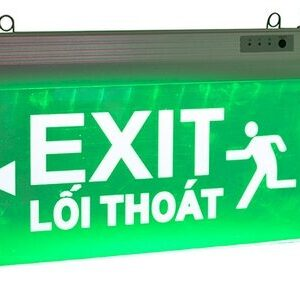 Đèn exit Rạng Đông