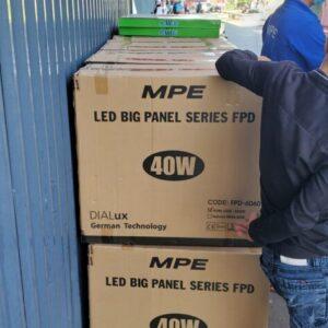 Den Led Panel 600x600 Mpe Fpd 6060t N Giao O Bigc An Lac