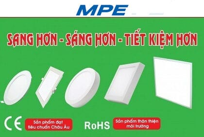 đèn led Mpe