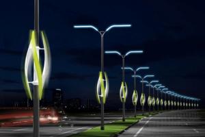 đèn đường LED Panasonic