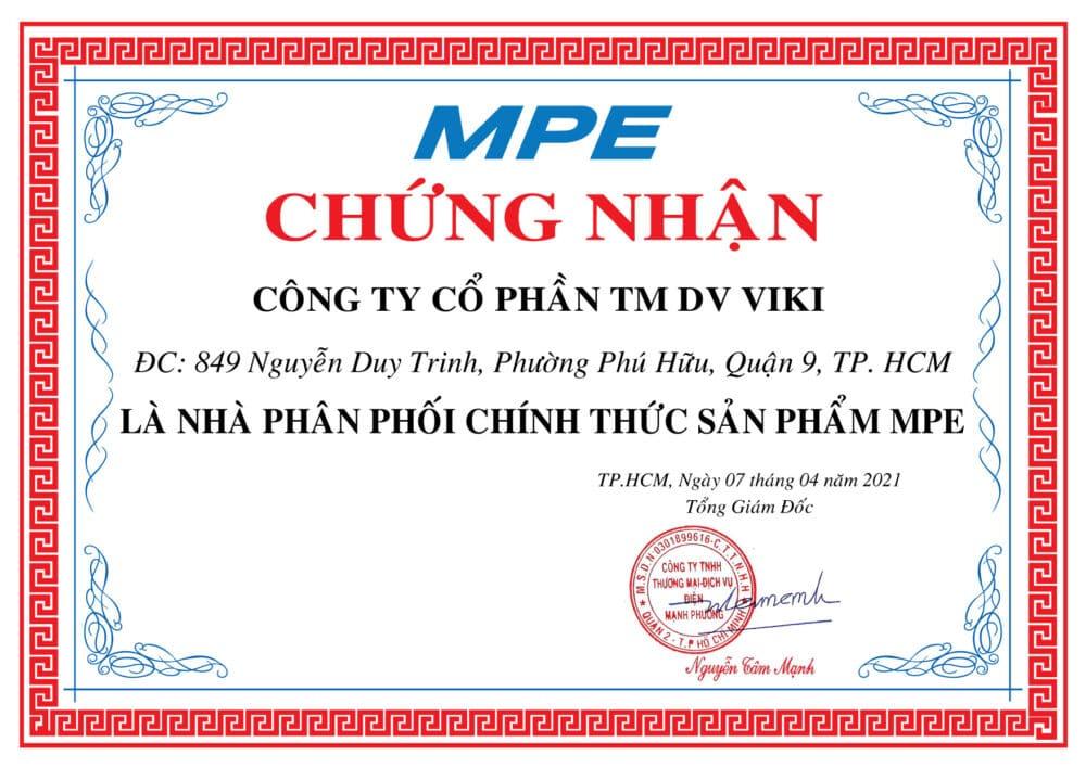 Cong Ty Co Phan Thuong Mai Dich Vu Viki Nha Phan Phoi Den Led Mpe Tai Tphcm