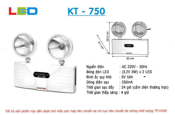 Den Khan Cap Kentom Kt 750